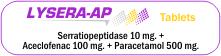 Lysera-AP Tablets