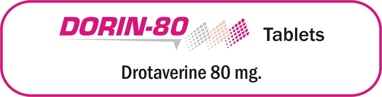 Dorin-80 Tablets