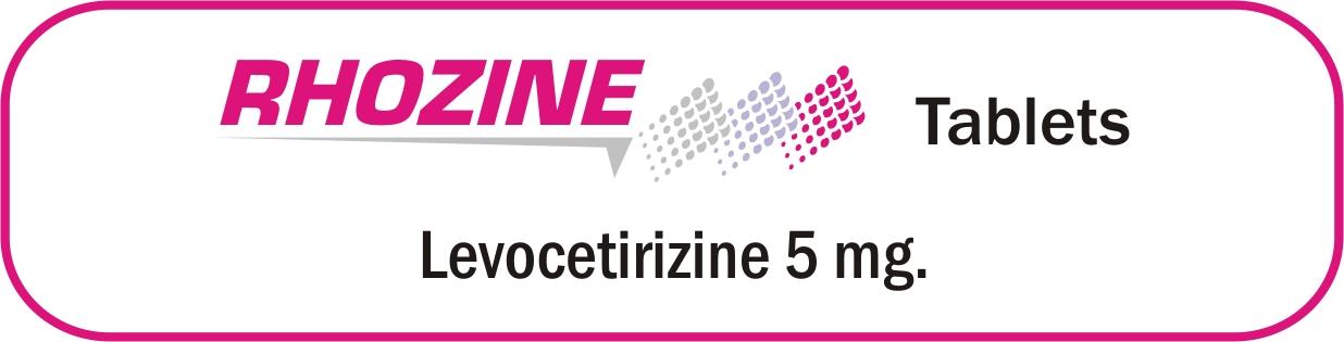 Rhozine Tablets