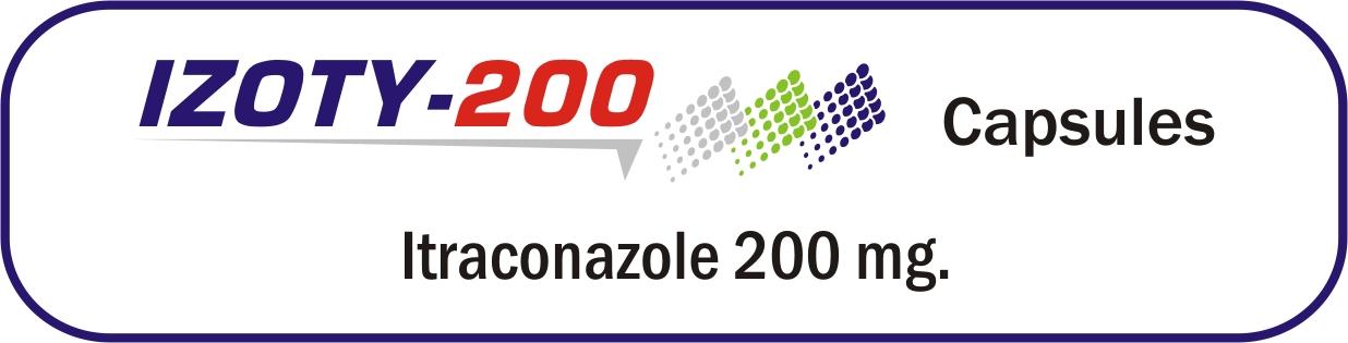 Izoty-200 Capsules