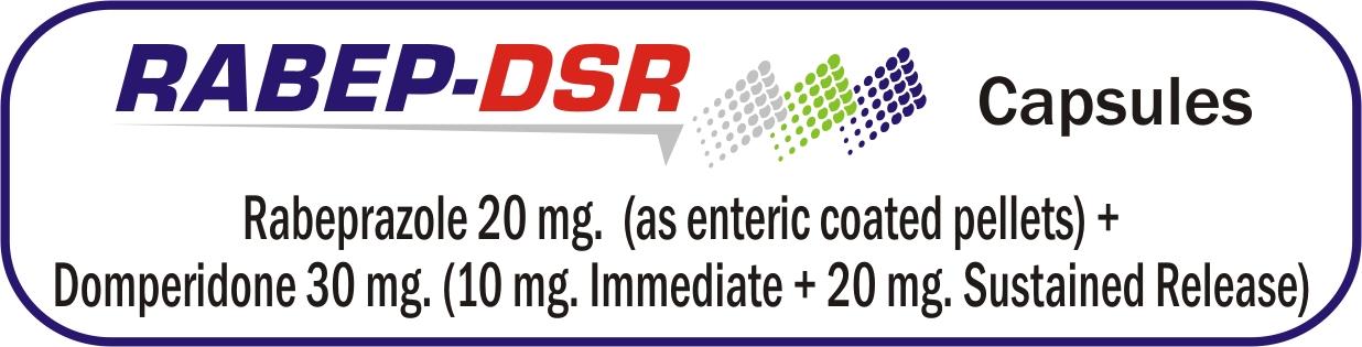 Rabep-DSR Capsules