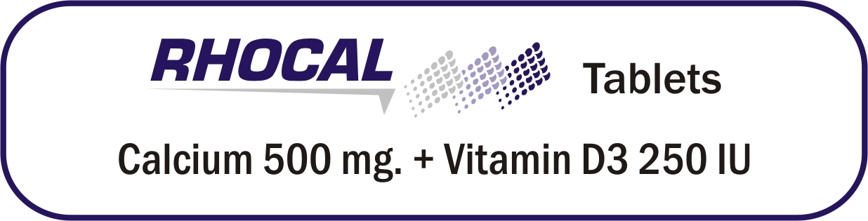 Rhocal Tablets