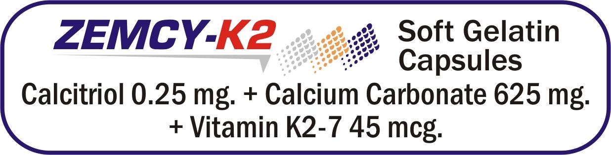 Zemcy-K2 Soft Gel Capsules