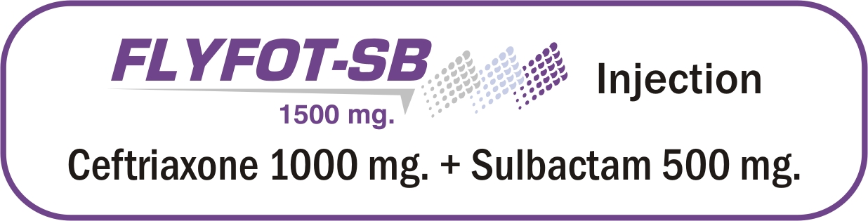 Flyfot-SB 1500 mg. Injection