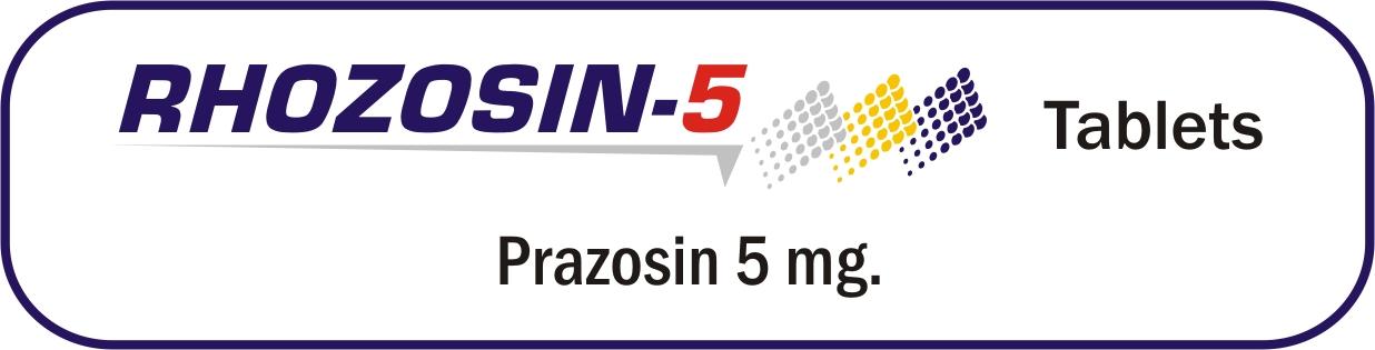 Rhozosin-5 Tablets