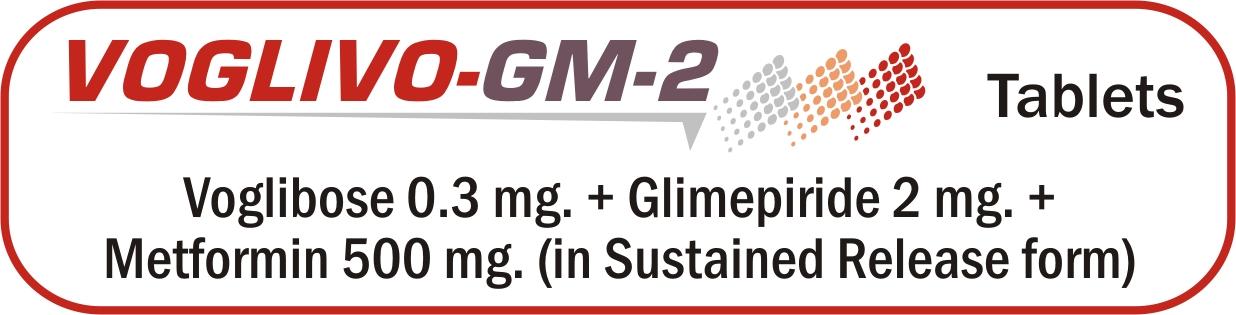 Voglivo-GM-2 Bilayer Tablets
